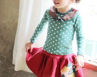 CUTE AND CHIC STYLE FROM COLOR ME WHIMSY