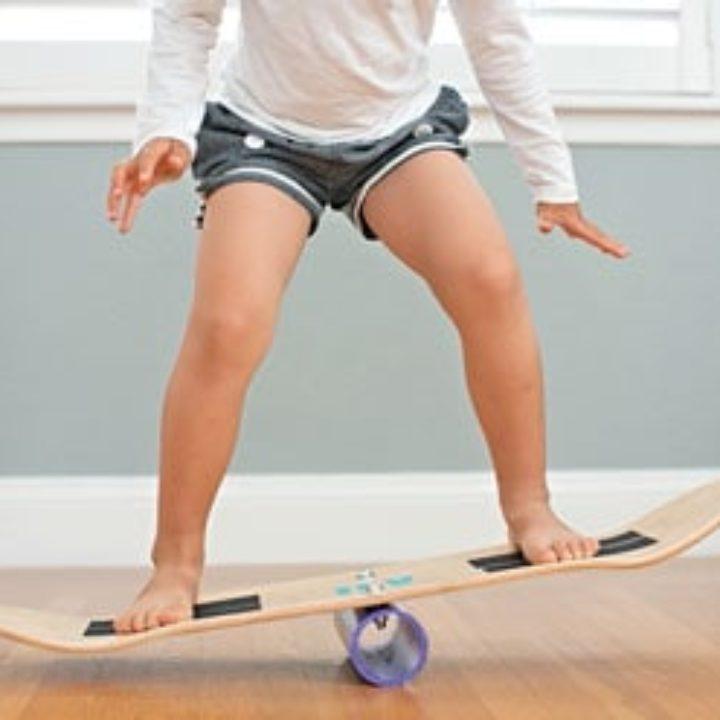How To Make A Skate Balance Board
