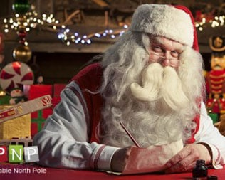 FREE PERSONALIZED VIDEO MESSAGE FROM SANTA