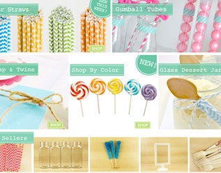 WHIMSICAL PARTY SUPPLIES