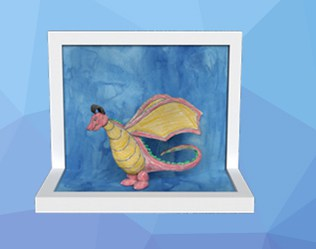3D PRINT YOUR CHILD'S ART WITH KIDS CREATION STATION