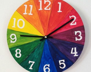 8 BRIGHT COLOR LEARNING ACTIVITIES
