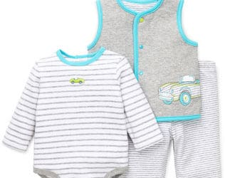 ECO FRIENDLY BABY AND TODDLER KNITWEAR