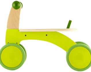 7 STARTER WOODEN RIDE-ON TOYS FOR TODDLERS