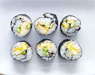 SUSHI KIDS WILL ACTUALLY EAT
