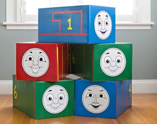 Thomas and friends costumes 5 printable faces solutioingenieria Choice Image