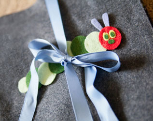 """8 CRAFTS BASED ON """"THE VERY HUNGRY CATERPILLAR"""""""