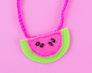 15 ADORABLY SWEET WATERMELON CRAFTS