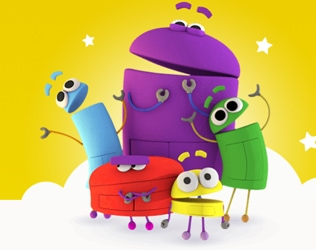 STORYBOTS APP FEATURES YOUR KID AS THE STAR