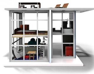 8 MODERN AND DESIGNER WORTHY DOLL HOUSES