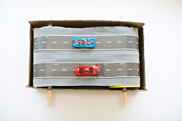 how to make a toy conveyor belt