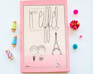 MADAME EIFFEL: THE LOVE STORY OF THE EIFFEL TOWER BOOK REVIEW