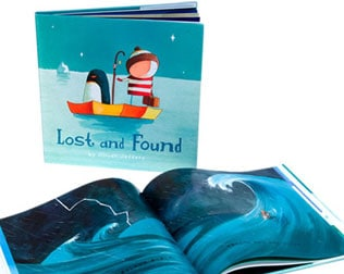 WHIMSICAL PICTURE BOOKS FROM OLIVER JEFFERS