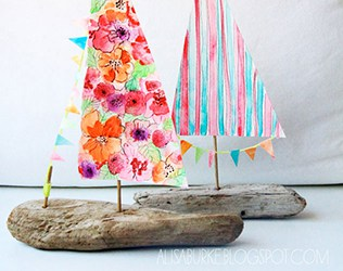 10 DELIGHTFUL AND EASY BOAT CRAFTS