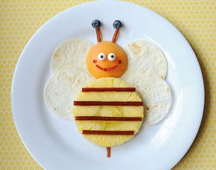 12 CUTE FOODS THAT WILL MAKE KIDS SMILE