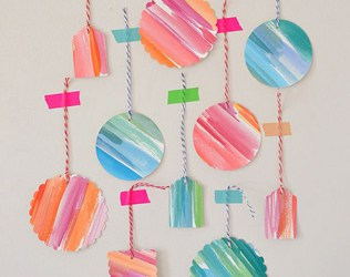 8 ARTSY GIFT TAGS KIDS CAN MAKE