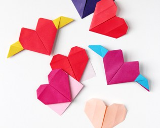 10 CREATIVE HEART CRAFTS FOR KIDS
