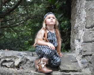 HELLO BEZLO DESIGNS CLOTHES FOR SPIRITED GIRLS