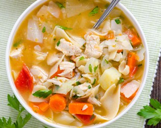 20 KID-FREINDLY SOUPS (SLOW COOKER RECIPES)