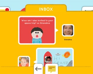 MAILY: EMAIL APP JUST FOR KIDS