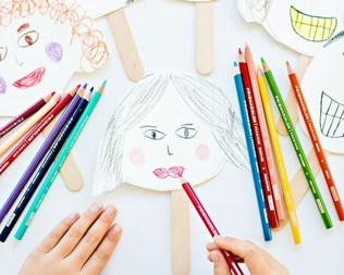12 Creative Self Portrait Art Projects For Kids