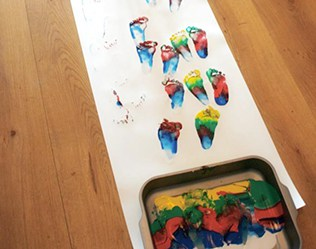 12 Creative Sensory Walk Activities For Kids