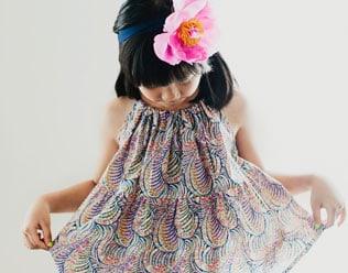 ARTISTIC CHILDREN'S CLOTHES FROM TUCHINDA