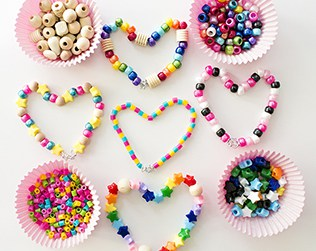 12 COLORFUL HEART VALENTINE ARTS AND CRAFTS FOR KIDS