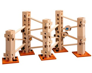 A MARBLE RUN THAT MAKES MUSIC BY XYLOBA