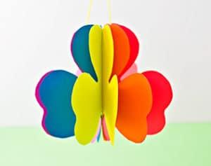 3d-rainbow-paper-shamrock