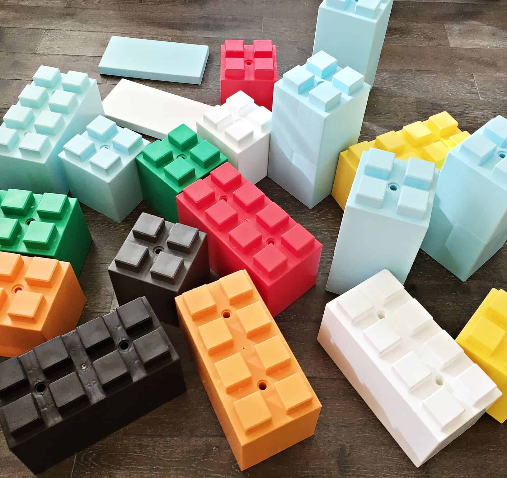 Lego Like Toys : Giant lego like building block toys for kids hello wonderful