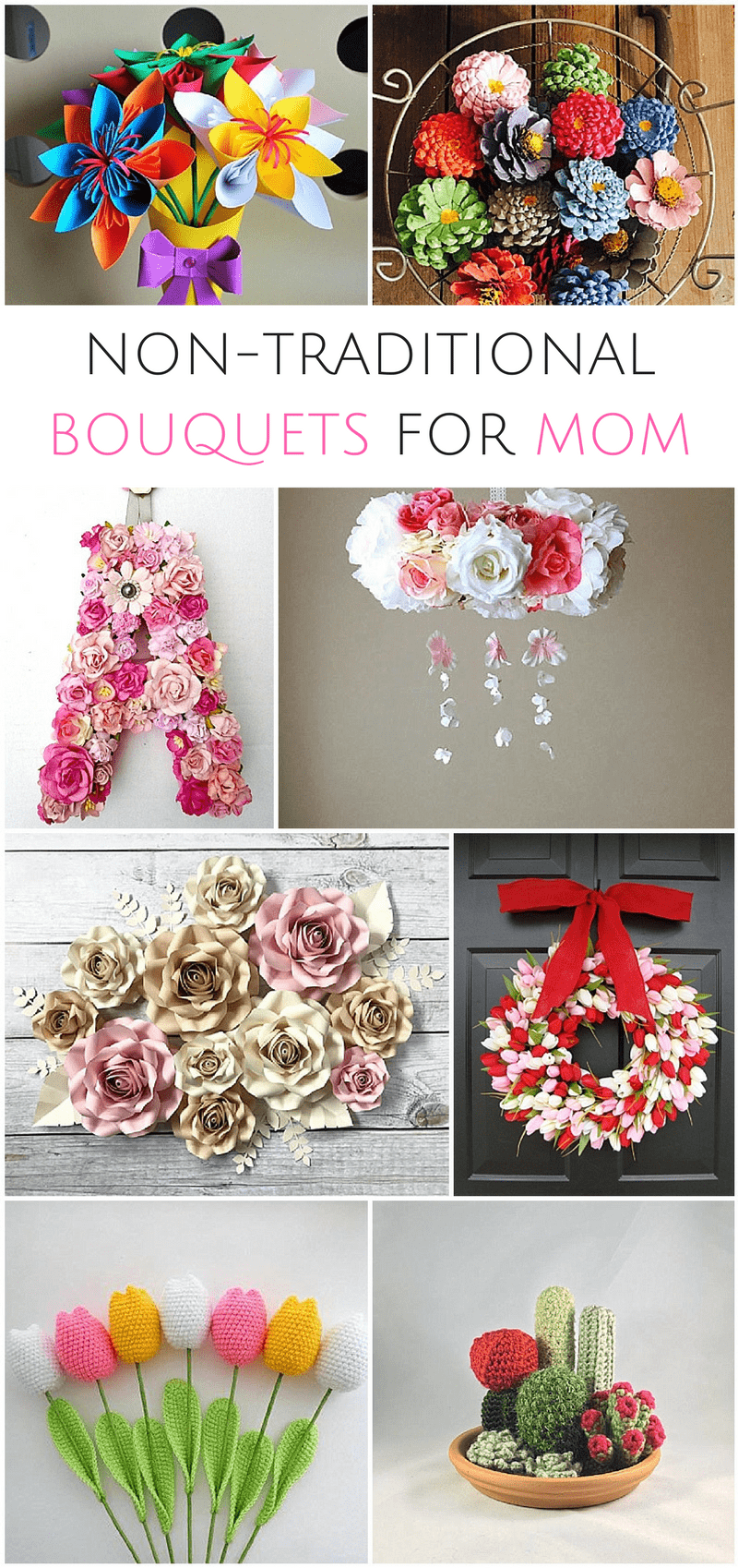 10 non traditional flower bouquets for mothers day hello wonderful disclosure some of the links in the post above are affiliate links this means if you click on the link and purchase the item we will receive a small izmirmasajfo