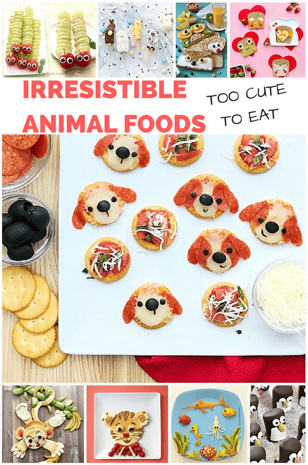 10 Irresistible Animal Foods Too Cute To Eat Hello Wonderful
