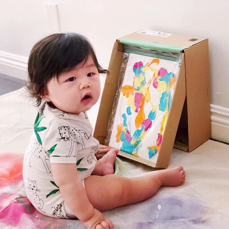 Creative Baby Ads
