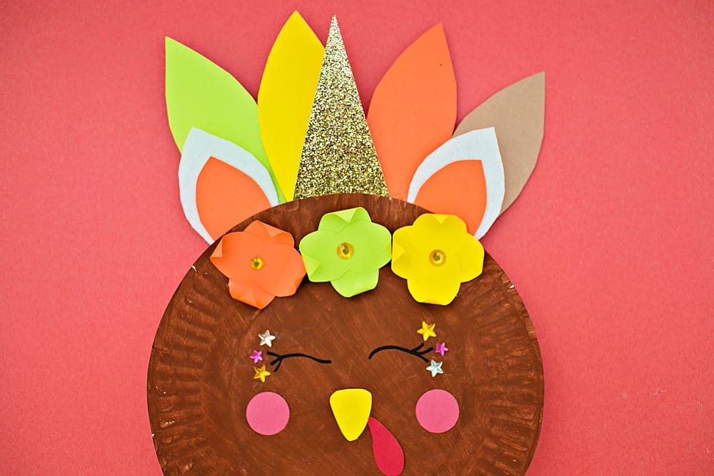 Unicorn Turkey Craft Hello Wonderful