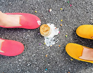 ROTHY'S: A RECYCLABLE SHOE FOR GIRLS