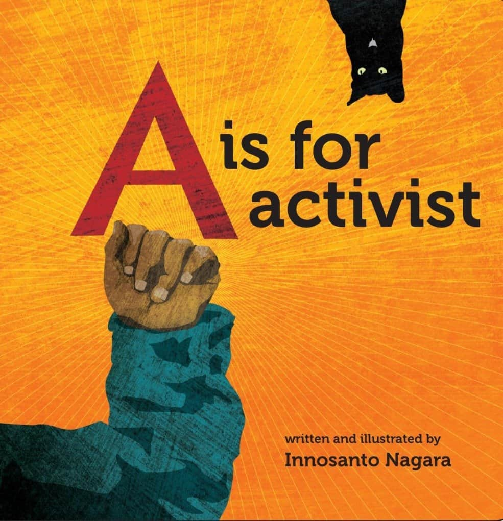 a is for activist alphabet book