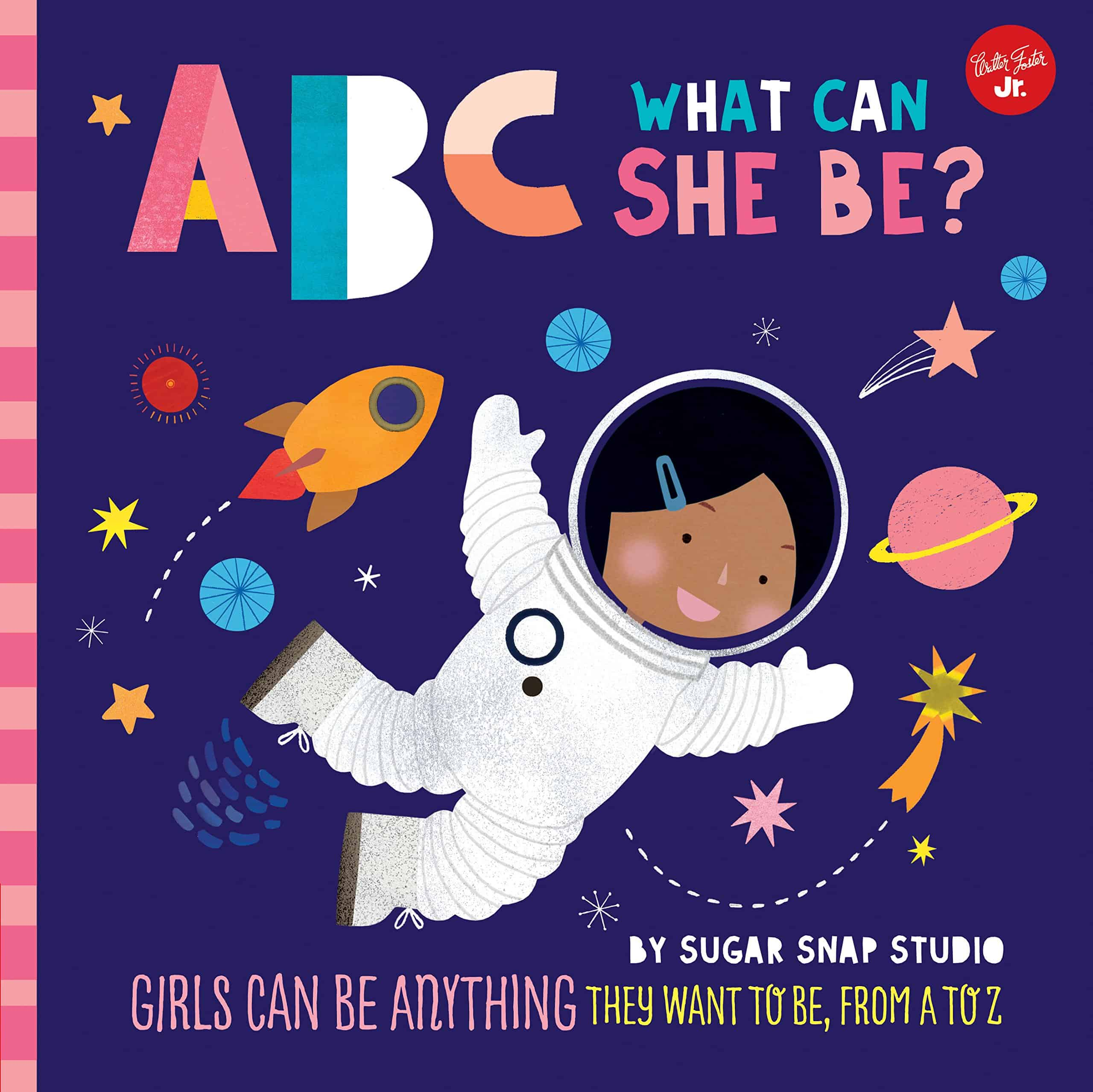 abc what can she be alphabet book