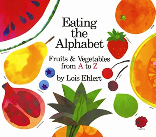 eat the alphabet book