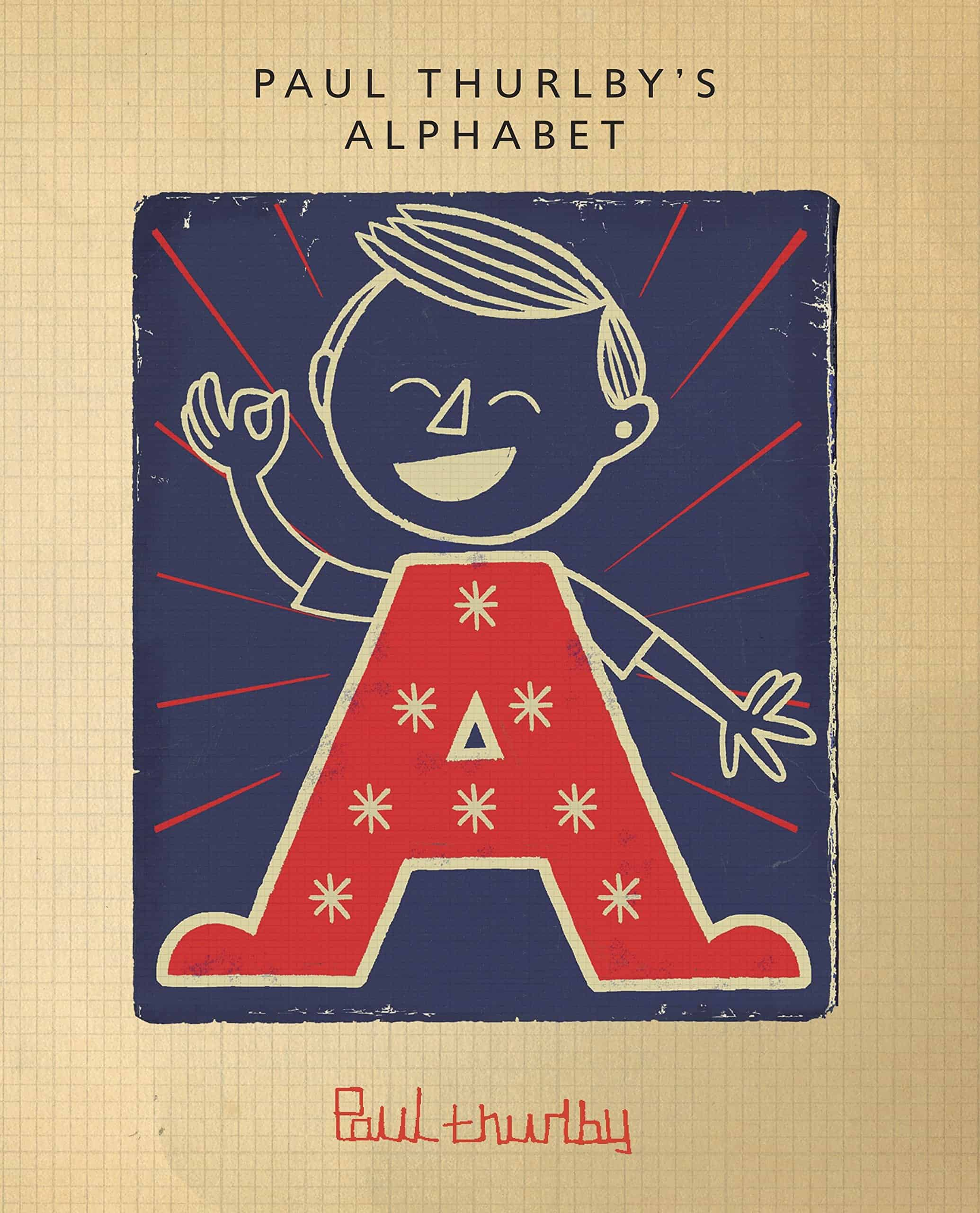 paul thurbys alphabet book