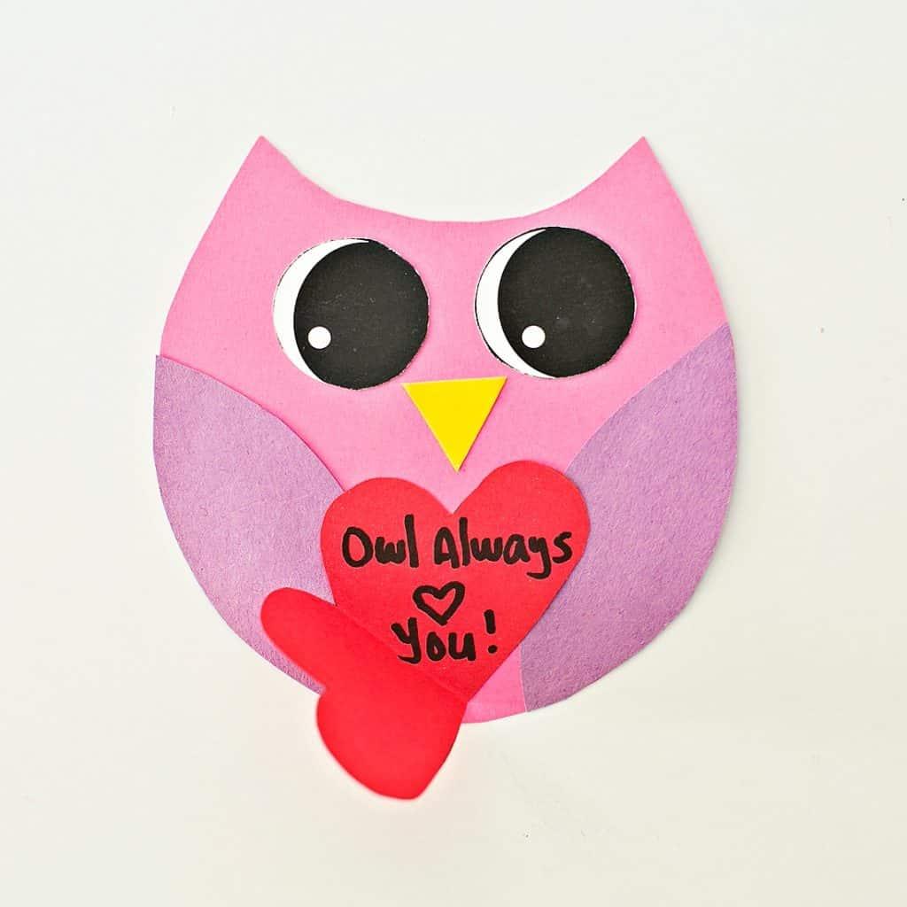 owl pun cards