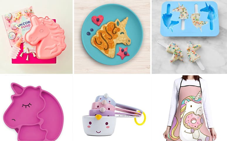 15 Unicorn kitchen tools to make your baking and cooking more magical
