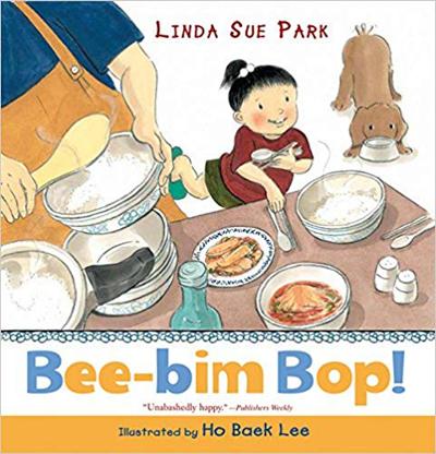 World Food Picture Books - Bee-Bim Bop