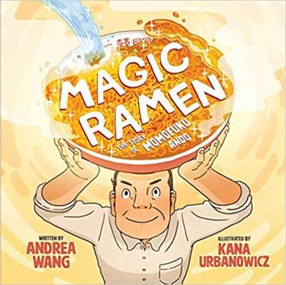 World Food Picture Books - Magic Ramen