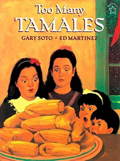 World Food Picture Books - Too Many Tamales