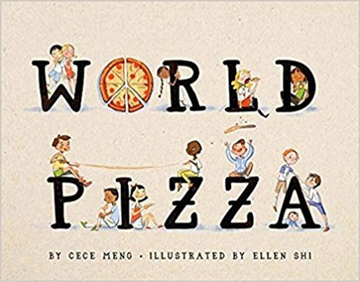 World Food Picture Books - World Pizza