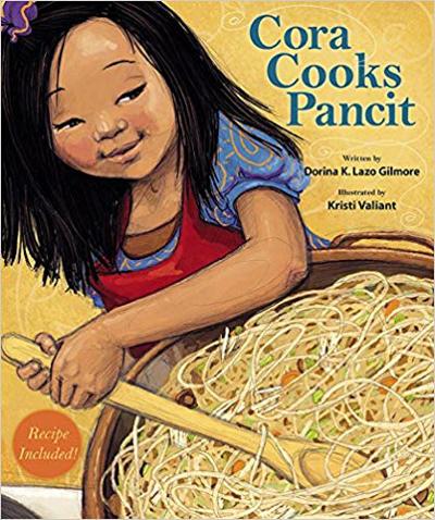 World Food Picture Books - Cora Cooks Pancit