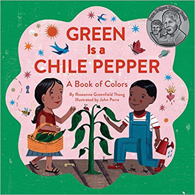 World Food Picture Books - Green is a Chile Pepper