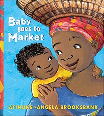 World Food Picture Books - Baby Goes to Market
