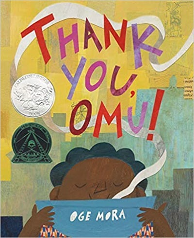 World Food Picture Books - Thank You Omu